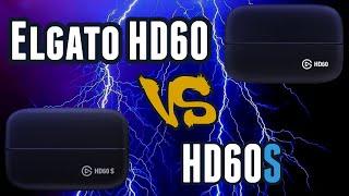 Elgato HD60 vs HD60S Review and Comparison
