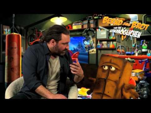 Bernd das Brot grüßt Gronkh