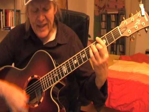 Gloria Mando Diao Guitar Lesson by Siggi Mertens