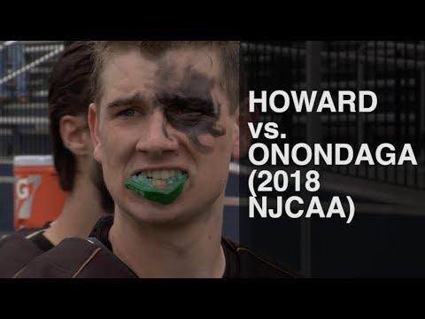 Howard CC vs Onondaga CC (2018 NJCAA National Semifinal)