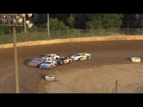 TS - H2. - dirt track racing video image