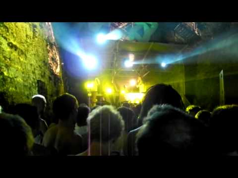 Zed Bias live at Outlook Festival 03-09-2011
