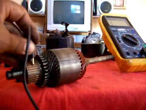 Como reparar un motor de arranque de un coche how to for Como reparar un cristal agrietado