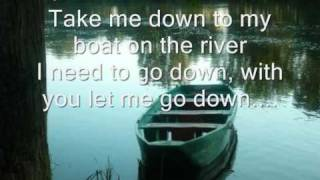 Styx - Boat on the river (lyrics) ♥