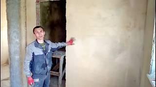 Преимущество штукатурки с накрывкой от обычной. Как проверить оштукатуренные стены на трещины.