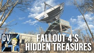 Fallout 4 s Hidden Treasures - USAF Satellite Station Olivia