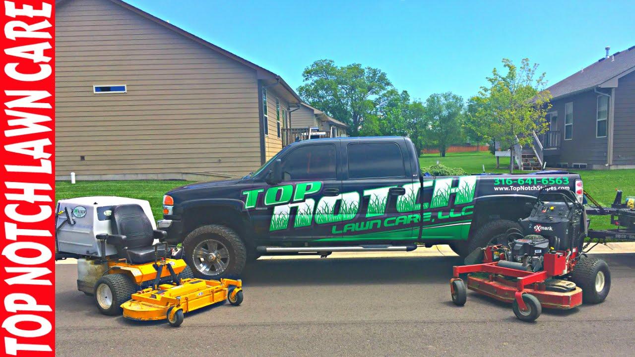 lawn care rap top notch lawn care youtube
