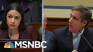 Trump Insurance Filings Under Scrutiny After Cohen Accusations | Rachel Maddow | MSNBC