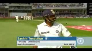 Umpires Fav. Bunny Sachin Ramesh Tendulkar