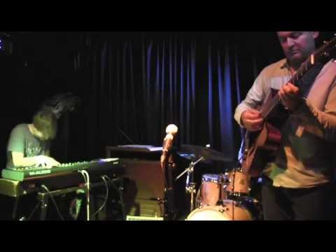 Organics Hammond Organ Trio ::  Live at JJ Smyths Jazz Club