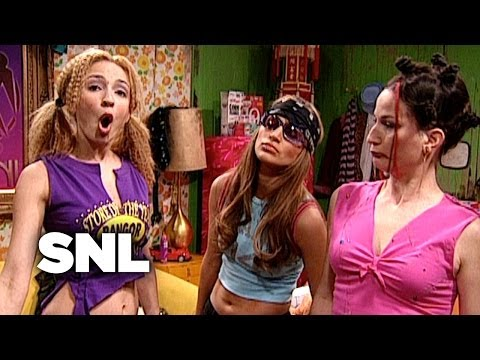 MTV Cribs - Saturday Night Live