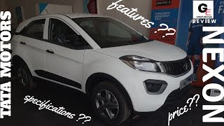 Tata Motors Nexon XM variant | most detailed review | features | price | specifications !!!!