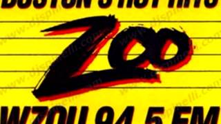 94.5 WZOU Masspool Mix (DJ Spinelli) with Karen Blake (The Madam) 1991