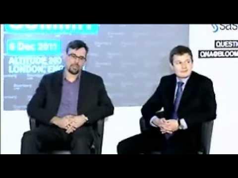 Memo to Management @ Bloomberg Enterprise Technology Summit (London, 6 December 2011)