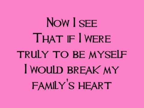 Reflection- Mulan (lyrics)