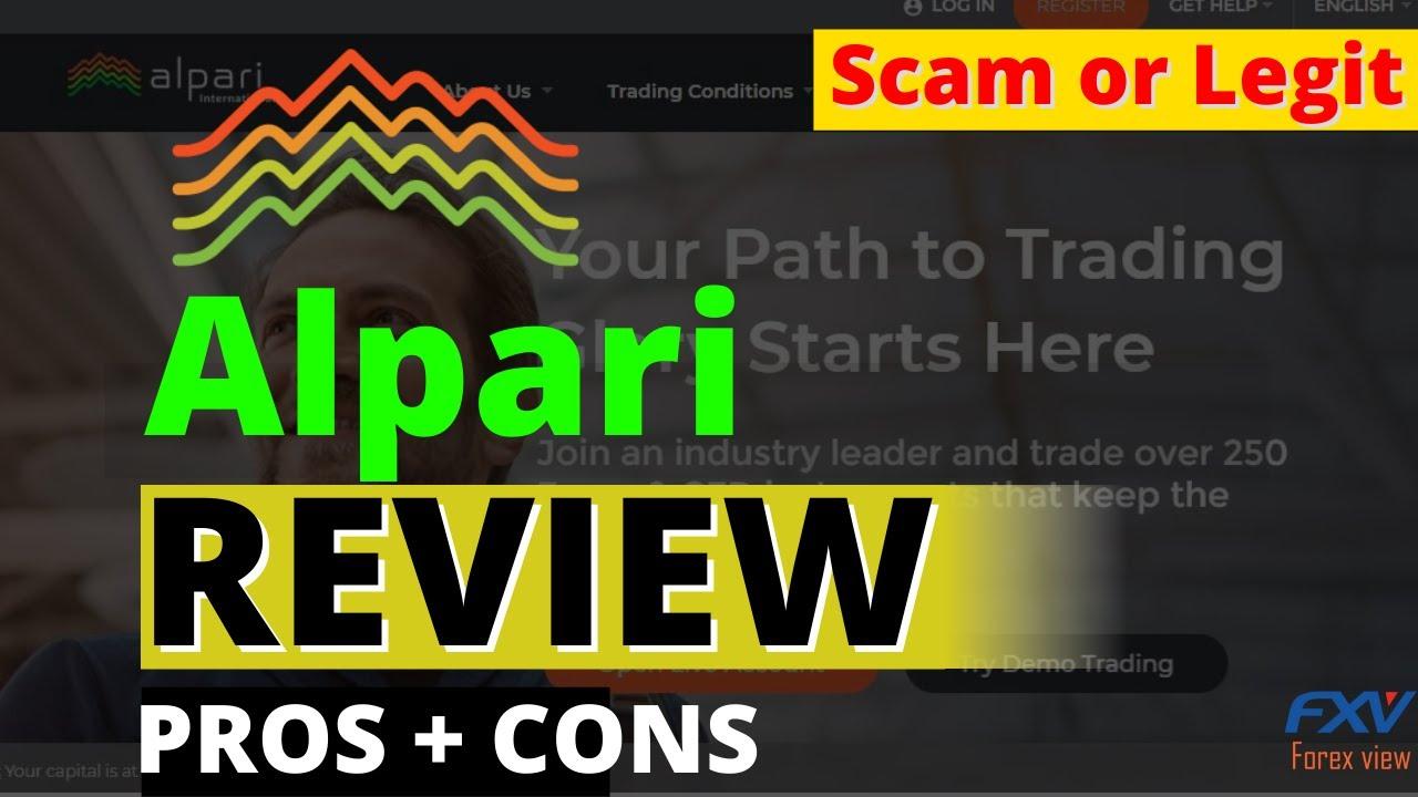 Alpari Review | Detalizēta informācija par Alpari Forex Broker