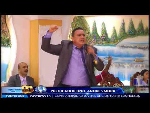 Unción hasta los Huesos - Predicador Andres Mora