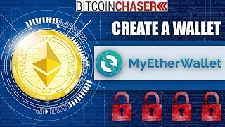Create an ETH Wallet with MyEtherWallet (MEW) Guide 2018 | Secure storage