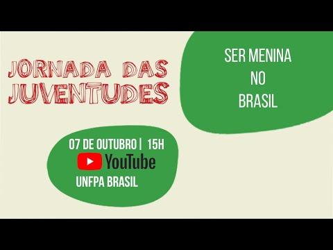 Jornada das Juventudes: ser menina no Brasil
