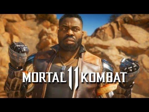 Mortal Kombat 11 - Jax Official Gameplay Reveal & Moves Breakdown