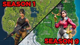 The OLDEST Fortnite Locations *STILL IN THE GAME*