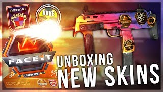 SOUVENIR 2018 LONDON CASE UNBOXING (36 NEW SKINS)