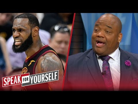 Jason Whitlock: LeBron's time with the Lakers will be huge disappointment | NBA | SPEAK FOR YOURSELF