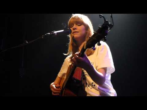 Lucy Rose - Gamble - LIVE PARIS 2013