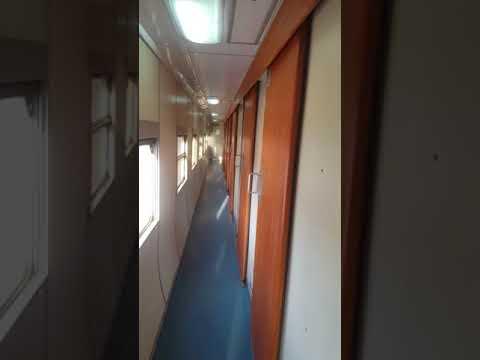 Islamabad Express, business class review, pakistan railways 1