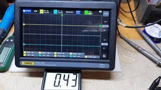 Осциллограф FNIRSI -1013D, проблемы в пользовании.