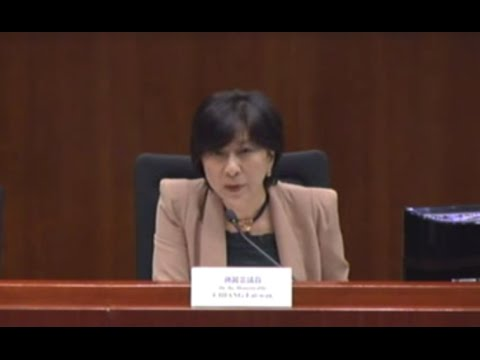 Panel on Commerce and Industry (2013/06/18)