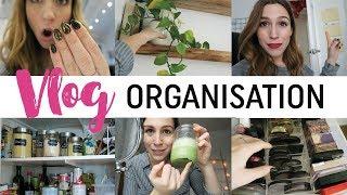 Vlog #94 - Organisation de ma maison