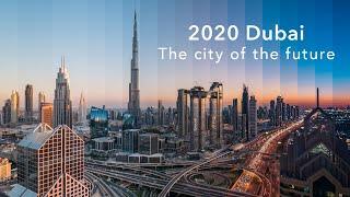 2020 Dubai — The City of the Future 5K