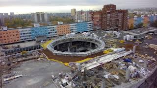 видео Строительство торговых центров (ТЦ, ТРЦ) и магазинов