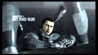 "Binary Domain - Chap 1: Infiltrate Tokyo Scene, Dan Marshall & Roy ""Big Bo"" Boateng Intro Xbox 360"