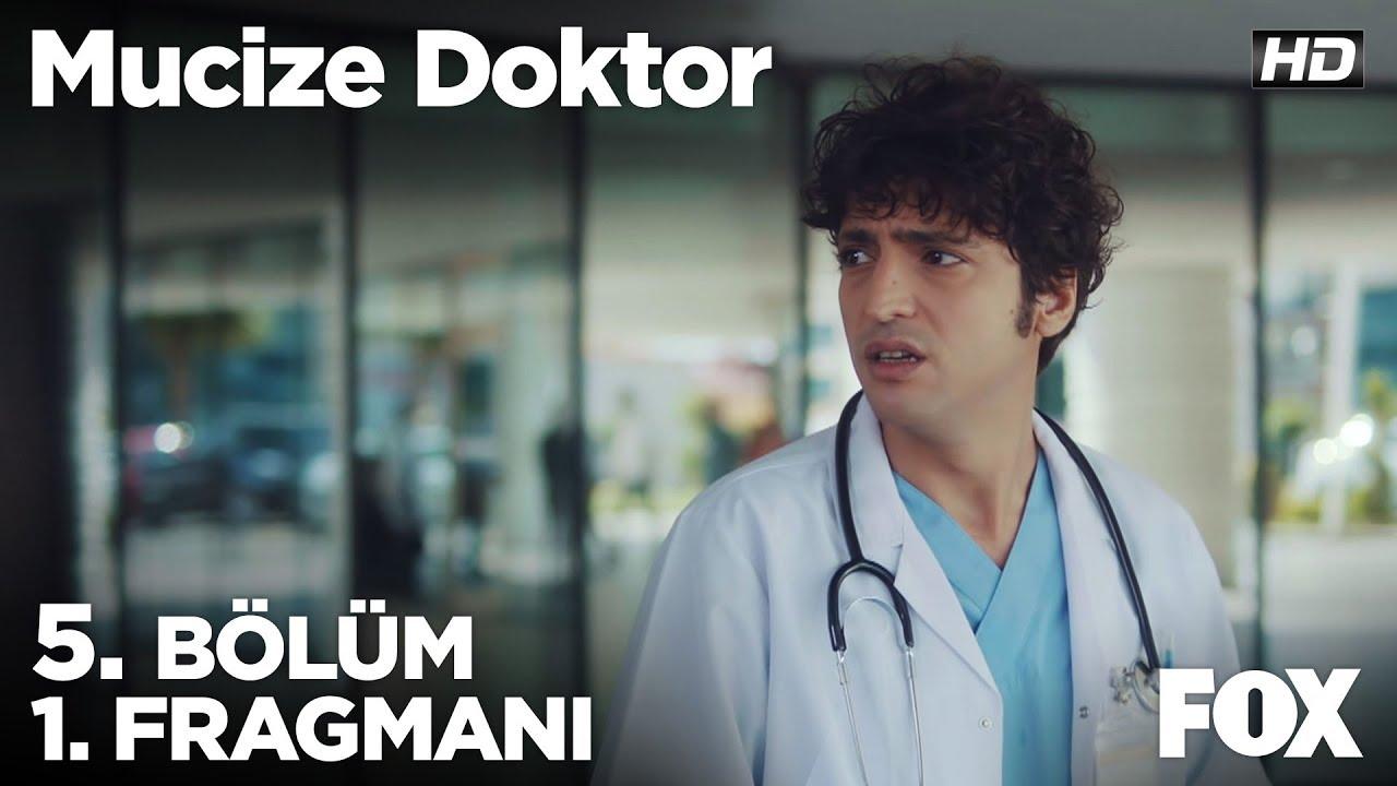 Mucize Doktor 5.Bölüm Fragmanı
