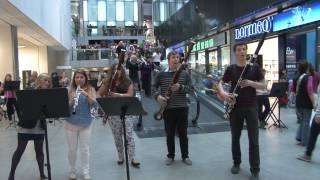 Adele: SKYFALL FLASH MOB - Moravskoslezská Sinfonietta [official video]