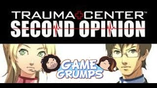 Game Grumps Trauma Center Second Opinion Best Moments Part 1