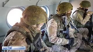 Кадры с подготовки разведчиков к международным армейским играм