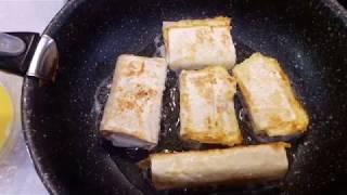 Готовьте сразу МНОГО !!! Невероятная вкуснятина из ЛАВАША // Ленивые пирожки из ЛАВАША