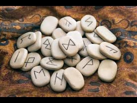 Elder Futhark: Reading the Runes