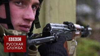 Как США учат воевать украинских солдат