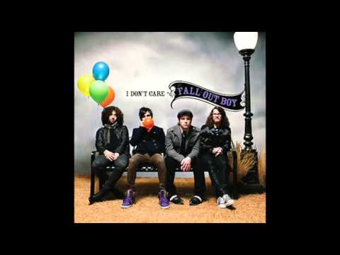 Fall Out Boy-I Don't Care (Official Instrumental) HQ
