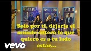 Solo por Ti - Tercer Cielo & Manny Montes (Letra Oficial) HD