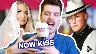 I Tried To Marry YouTubers At VidCon For Clout (gone RIGHT) | YouTuber News