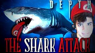 THE SHARK ATTACK (Depth Game: Shark Highlights)