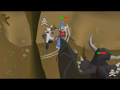Many People AFK here doing Wilderness Slayer