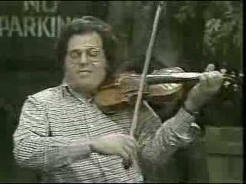 Classic Sesame Street: Telly and Itzhak Perlman