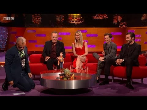 The Graham Norton Show S25E12 | Full Episode | Tom Hanks, Tom Holland, Jake Gyllenhaal, Gwyneth Palt