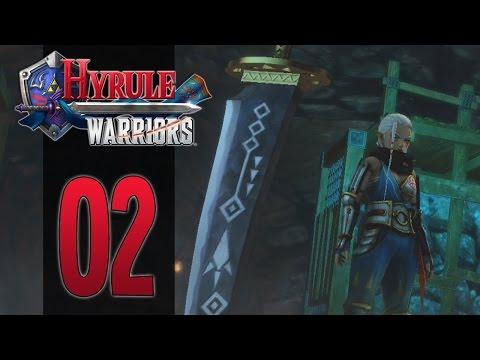 Hyrule Warriors - Part 2 (Playthrough/Walkthrough) thumbnail